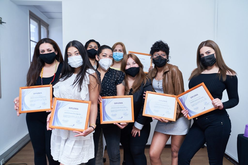 Certificación Alumnas